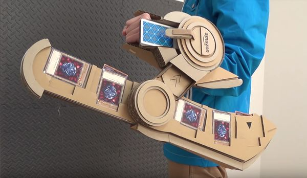yugioh duel disk bìa cứng