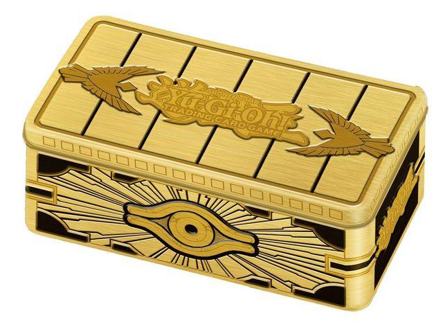 yugioh Gold Sarcophagus Tin 2019 hộp thiếc