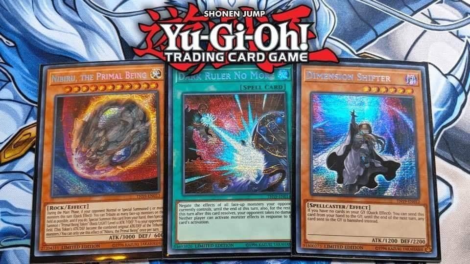 thẻ bài Yugioh Mega Tin Gold Sarcophagus