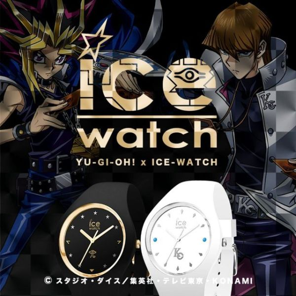 Ice-Watch yugioh đồng hồ